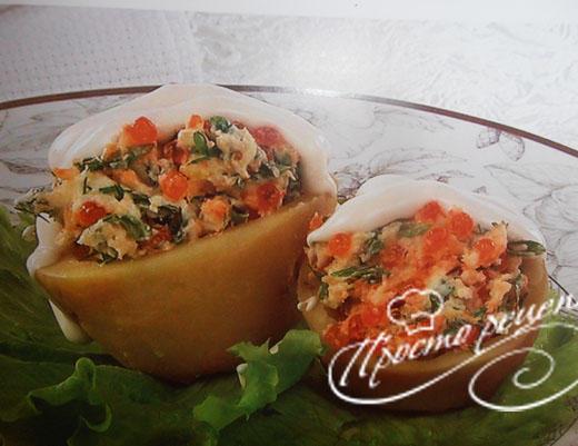 Закуска «Буржуйская»