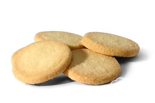 Песочное печенье домашнее