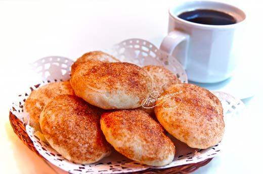 Печенье с корицей на кефире