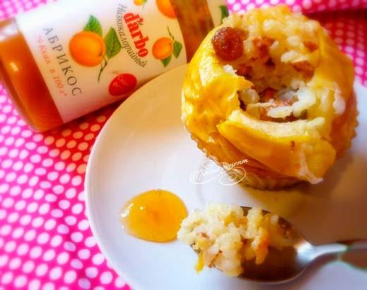 Десерт «Молодильные яблочки»