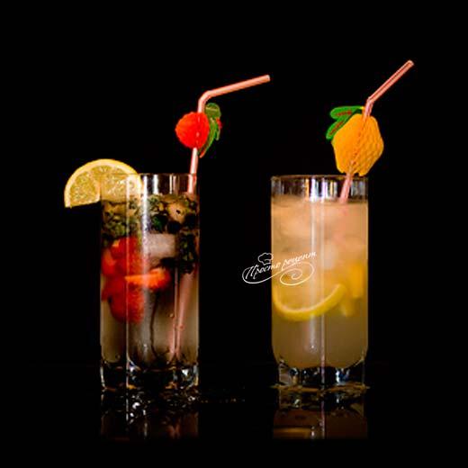 Алкогольный коктейль «Он и Она»