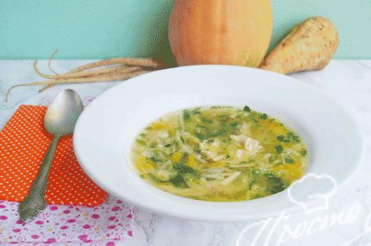 Суп из савойской капусты