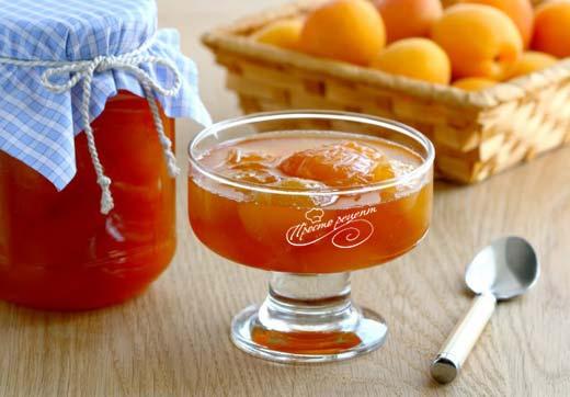 Варення з абрикосів