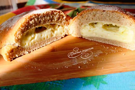 Рецепт хлеба с камамбером