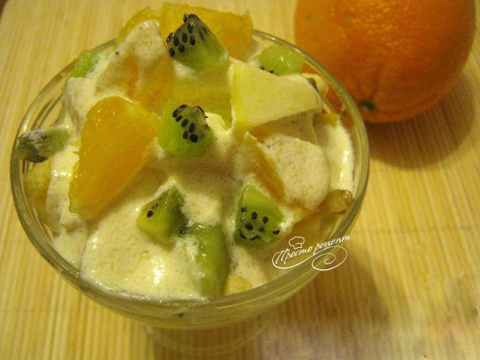 Фруктовий салат Лямур