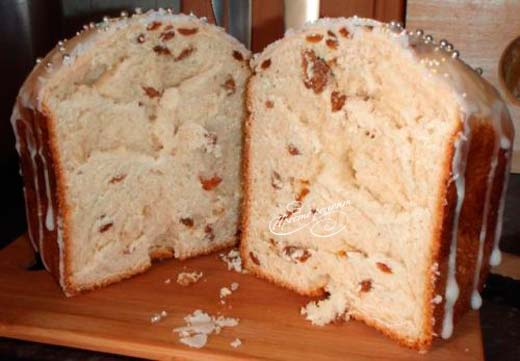 Пасха в хлебопечке