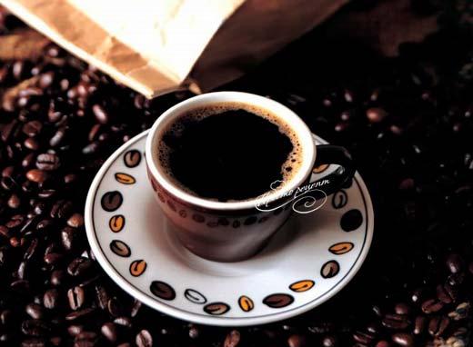 Кофе Коретто в турке
