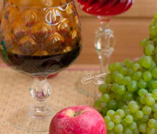 Вино по-французски