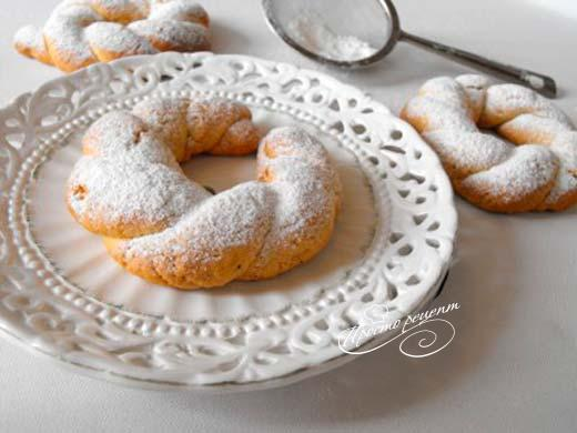 Печенье с фундуком