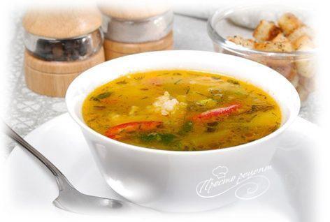 Суп з телятини