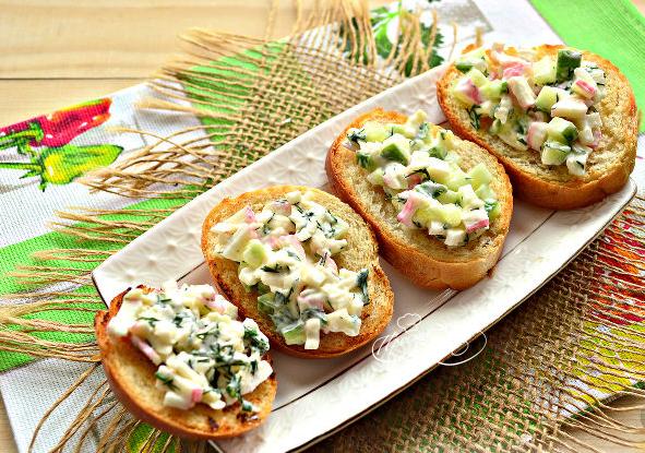 Рецепт Бутербродов На Праздничный Стол рекомендации
