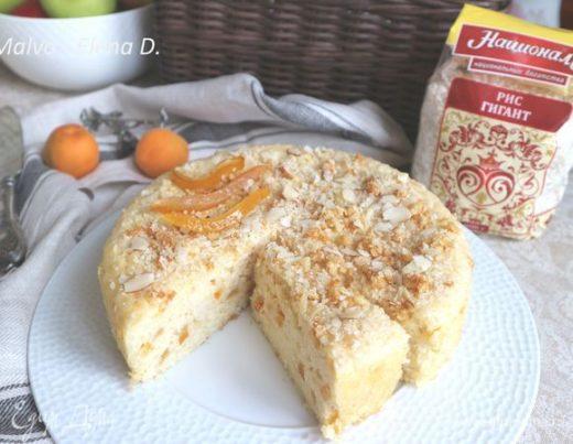 Итальянский рисовый пирог
