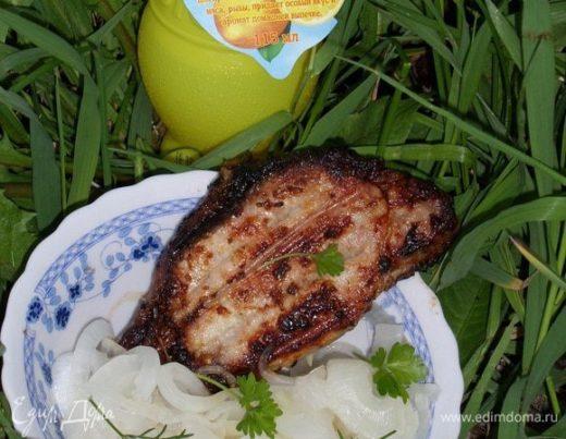 Лимонный лук «На пикник»