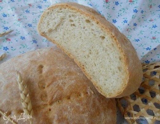 Хлеб «Деревенский» на быстрой закваске