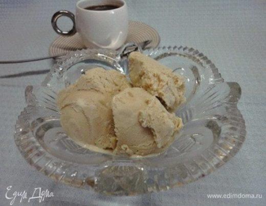 Мороженое «Двойной эспрессо»