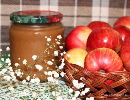 Яблочное пюре «Вкус детства»