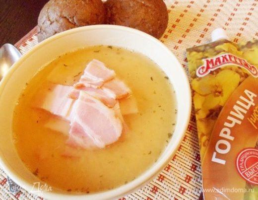 Гороховый суп по-шведски