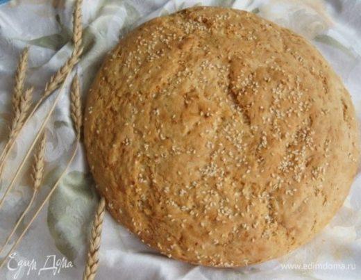 Марокканский деревенский хлеб «Кесре»