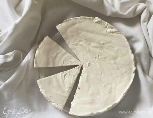Йогуртовый чизкейк