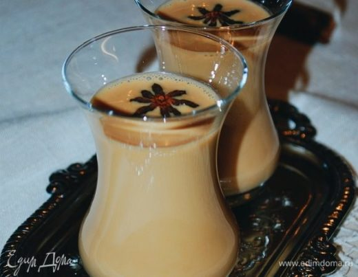 Чай со специями масала