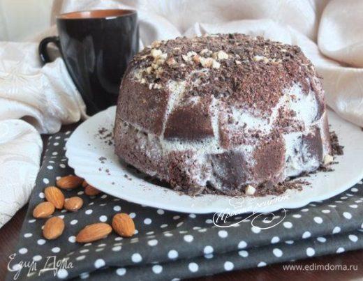 Торт «Горький шоколад»