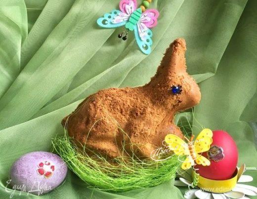 Воскресный бисквитный зайчик
