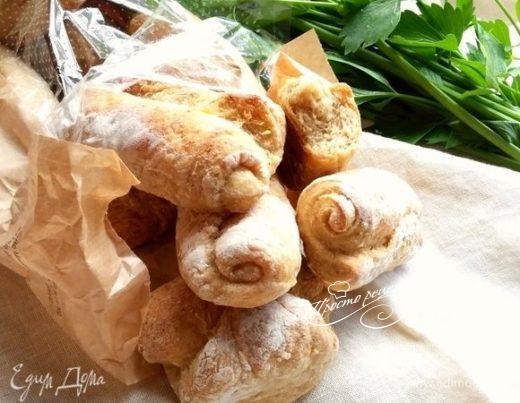 Картофельные булочки «С добрым утром»