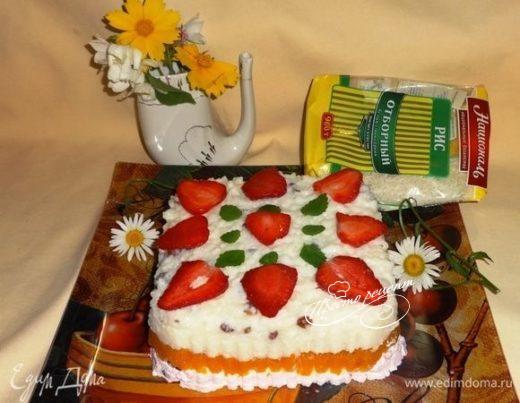 Желейный десерт «Нежность»
