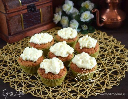 Кексы из арахисовой пасты