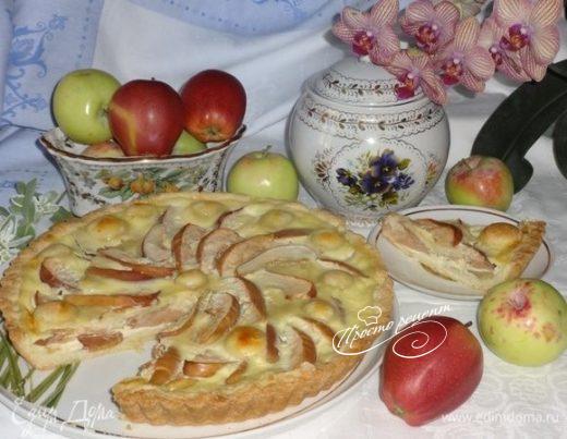 Пирог «Яблочный Cпас»