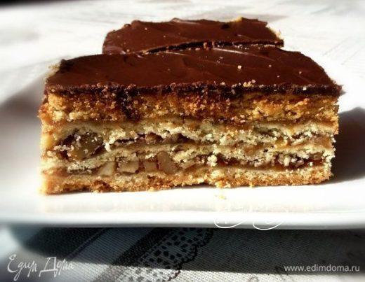 Пирожное «Жербо»