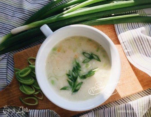 Норвежский суп