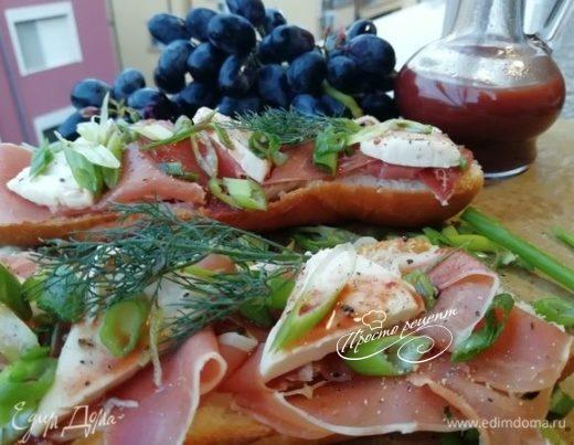Виноградно-инжирный соус