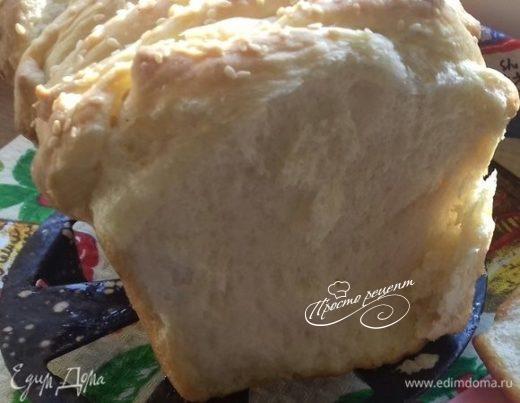 Хлеб-гармошка