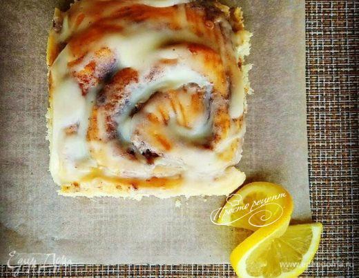 Cinnabon (булочки с корицей)