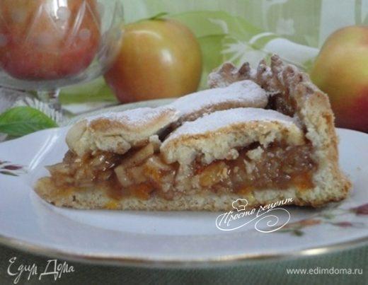 Берлинский яблочный пирог