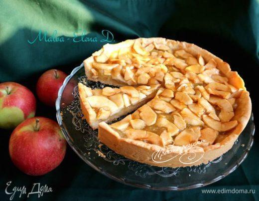 Яблочный тарт «Французская штучка»