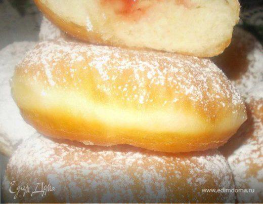 Французские пончики Beignets