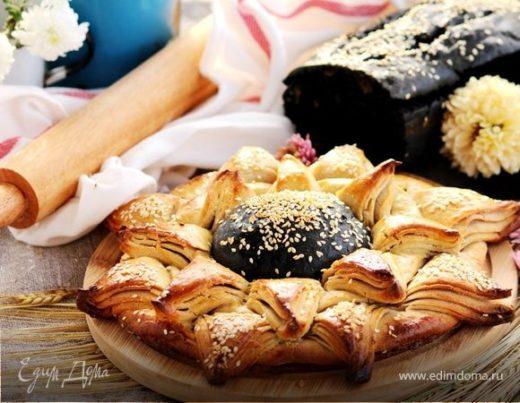 Хлеб «Цветок жизни»