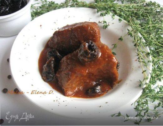 Кисло-сладкое мясо «Эсик-флейш»