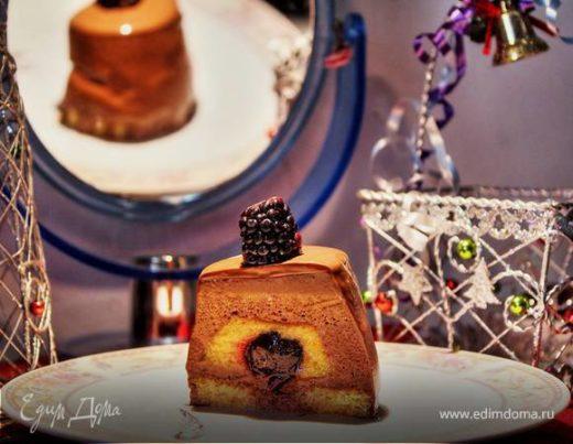 Муссовый десерт L'Amour