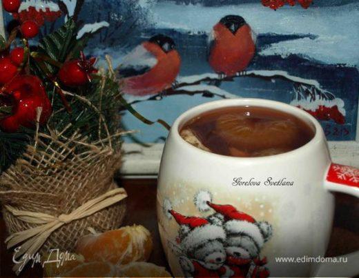 Глинтвейн рождественский (безалкогольный)