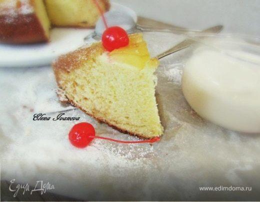 Ананасовый пирог Бри Ходж
