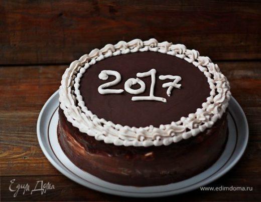 Торт «Гусиные лапки» по ГОСТу