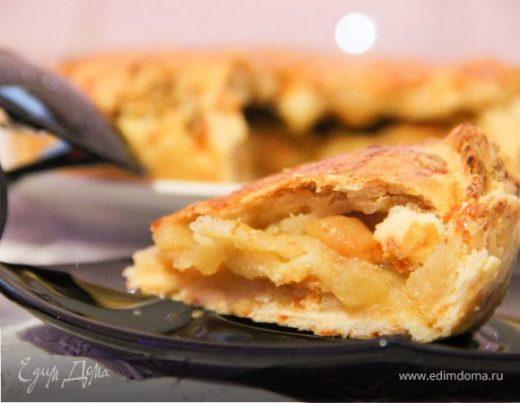 Яблочный пирог для агента Кея