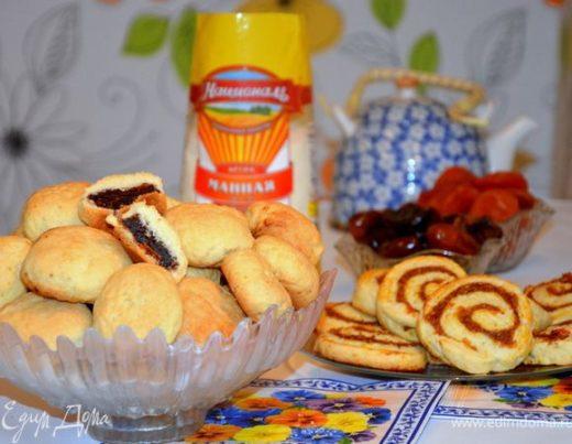 Арабское печенье «Маамуль»