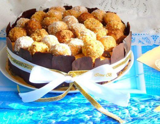 Торт «Кадабра»