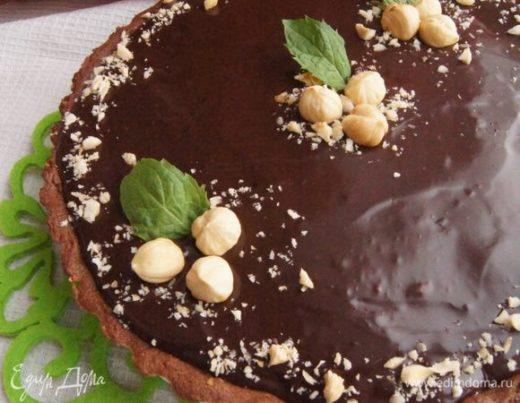 Шоколадный тарт «Джанго»