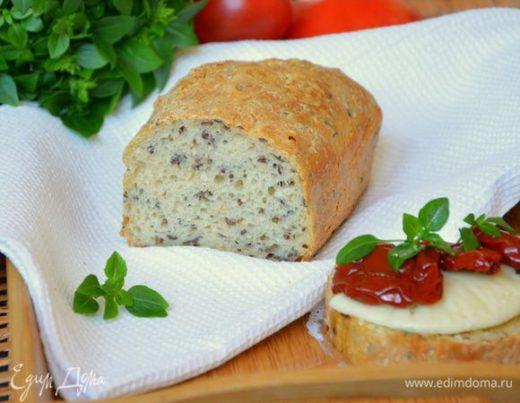Ночной Шведский хлеб без замеса