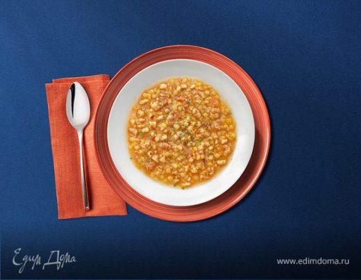Морской суп со стеллине